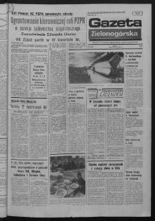 Gazeta Zielonogórska : organ KW Polskiej Zjednoczonej Partii Robotniczej R. XXIV Nr 6 (8 stycznia 1975). - Wyd. A