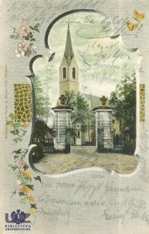 Nietków / Poln. Nettkow., Kirche