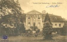 Nietków / Schles. Nettkow, Schloss Graf Rothenburg