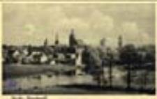 Szprotawa / Sprottau; Gesamtansicht