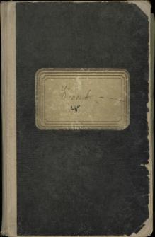 Kronika Polskiej Szkoły Katolickiej w Nowym Kramsku (1929-1939), Publicznej Szkoły Powszechnej w Nowym Kramsku (1945-1966)