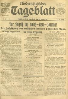 Niederschlesisches Tageblatt, no 16 (Sonnabend, den 20. Januar 1917)