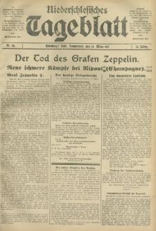 Niederschlesisches Tageblatt, no 58 (Sonnabend, den 10. März 1917)