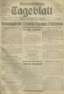 Niederschlesisches Tageblatt, no 60 (Dienstag, den 13. März 1917)