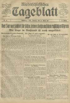 Niederschlesisches Tageblatt, no 65 (Sonntag, den 18. März 1917)