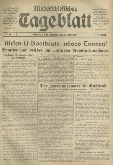 Niederschlesisches Tageblatt, no 66 (Dienstag, den 20, März 1917)