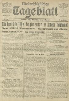 Niederschlesisches Tageblatt, no 119 (Donnerstag, den 24. Mai 1917)
