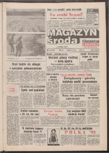 Gazeta Lubuska : magazyn środa : dawniej Zielonogórska-Gorzowska R. XLI [właśc. XLII], nr 4 (6 stycznia 1993). - Wyd. 1