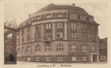 Gorzów Wlkp. / Landsberg a. W.; Stadthaus