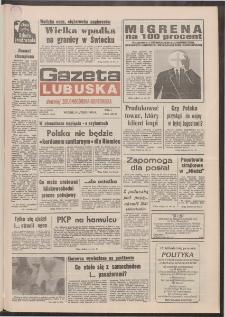 Gazeta Lubuska : dawniej Zielonogórska-Gorzowska R. XLI [właśc. XLII], nr 33 (9 lutego 1993). - Wyd. 1