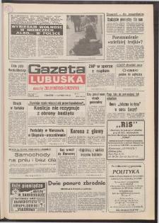 Gazeta Lubuska : dawniej Zielonogórska-Gorzowska R. XLI [właśc. XLII], nr 35 (11 lutego 1993). - Wyd. 1