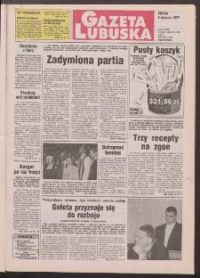 Gazeta Lubuska R. XLV [właśc. XLVI], nr 6 (8 stycznia 1997). - Wyd. 1