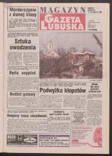 Gazeta Lubuska : magazyn R. XLV [właśc. XLVI], nr 9 (11/12 stycznia 1997). - Wyd. 1