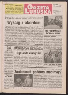 Gazeta Lubuska R. XLV [właśc. XLVI], nr 11 (14 stycznia 1997). - Wyd. 1
