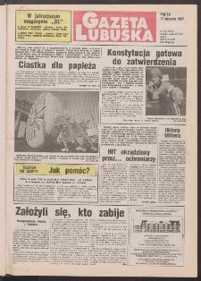 Gazeta Lubuska R. XLV [właśc. XLVI], nr 14 (17 stycznia 1997). - Wyd. 1