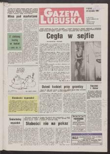 Gazeta Lubuska R. XLV [właśc. XLVI], nr 20 (24 stycznia 1997). - Wyd. 1