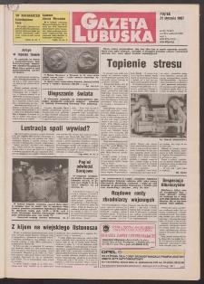 Gazeta Lubuska R. XLV [właśc. XLVI], nr 26 (31 stycznia 1997). - Wyd. 1