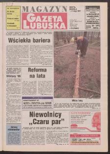 Gazeta Lubuska : magazyn R. XLV [właśc. XLVI], nr 27 (1/2 lutego 1997). - Wyd. 1