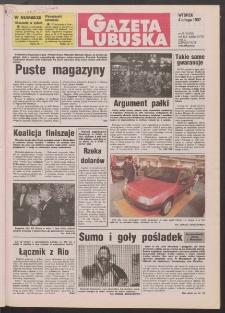Gazeta Lubuska R. XLV [właśc. XLVI], nr 29 (4 lutego 1997). - Wyd. 1