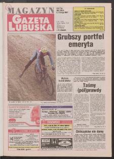 Gazeta Lubuska : magazyn R. XLV [właśc. XLVI], nr 33 (8/9 lutego 1997). - Wyd. 1