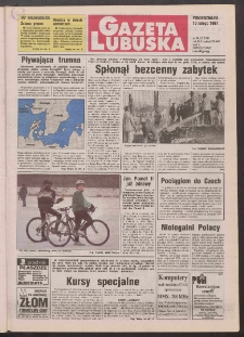 Gazeta Lubuska R. XLV [właśc. XLVI], nr 34 (10 lutego 1997). - Wyd. 1