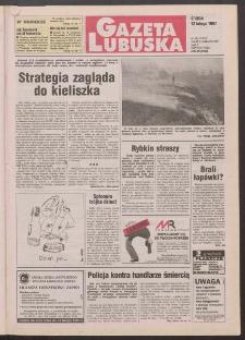 Gazeta Lubuska R. XLV [właśc. XLVI], nr 36 (12 lutego 1997). - Wyd. 1
