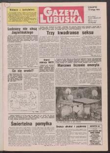 Gazeta Lubuska R. XLV [właśc. XLVI], nr 37 (13 lutego 1997). - Wyd. 1