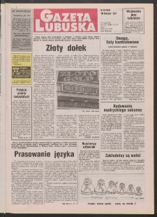 Gazeta Lubuska R. XLV [właśc. XLVI], nr 41 (18 lutego 1997). - Wyd. 1