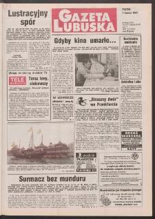 Gazeta Lubuska R. XLV [właśc. XLVI], nr 56 (7 marca 1997). - Wyd. 1