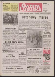 Gazeta Lubuska R. XLV [właśc. XLVI], nr 59 (11 marca 1997). - Wyd. 1