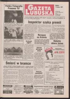 Gazeta Lubuska R. XLV [właśc. XLVI], nr 60 (12 marca 1997). - Wyd. 1