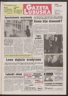 Gazeta Lubuska R. XLV [właśc. XLVI], nr 68 (21 marca 1997). - Wyd. 1
