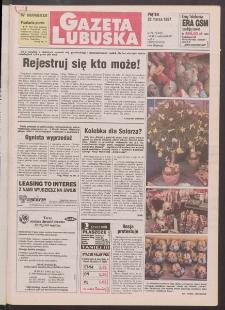 Gazeta Lubuska R. XLV [właśc. XLVI], nr 74 (28 marca 1997). - Wyd. 1