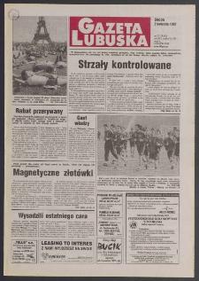 Gazeta Lubuska R. XLV [właśc. XLVI], nr 77 (2 kwietnia 1997). - Wyd. 1