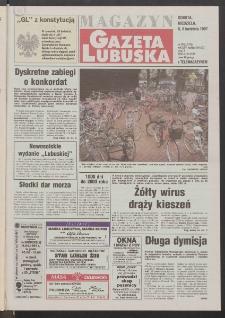 Gazeta Lubuska : magazyn R. XLV [właśc. XLVI], nr 80 (5/6 kwietnia 1997). - Wyd. 1