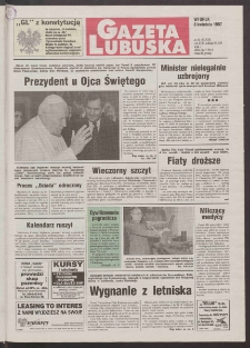 Gazeta Lubuska R. XLV [właśc. XLVI], nr 82 (8 kwietnia 1997). - Wyd. 1