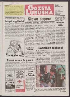 Gazeta Lubuska R. XLV [właśc. XLVI], nr 83 (9 kwietnia 1997). - Wyd. 1