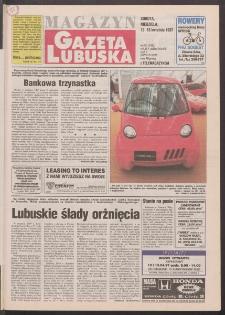 Gazeta Lubuska : magazyn R. XLV [właśc. XLVI], nr 86 (12/13 kwietnia 1997). - Wyd. 1