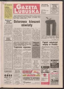 Gazeta Lubuska R. XLV [właśc. XLVI], nr 99 (28 kwietnia 1997). - Wyd. 1