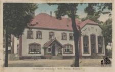 Zawada / Sawade; Grünberger Oderwald i Schl. Fernspr.