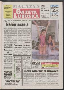 Gazeta Lubuska : magazyn R. XLV [właśc. XLVI], nr 102 (2/3/4 maja 1997). - Wyd. 1