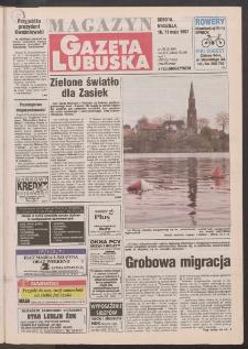 Gazeta Lubuska : magazyn R. XLV [właśc. XLVI], nr 108 (11/12 maja 1997). - Wyd. 1