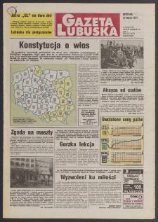 Gazeta Lubuska R. XLV [właśc. XLVI], nr 122 (27 maja 1997). - Wyd. 1