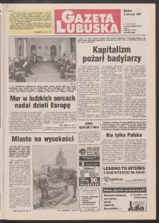 Gazeta Lubuska R. XLV [właśc. XLVI], nr 128 (4 czerwca 1997). - Wyd. 1