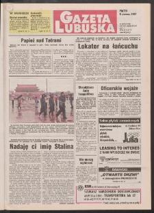 Gazeta Lubuska R. XLV [właśc. XLVI], nr 130 (6 czerwca 1997). - Wyd. 1