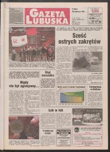 Gazeta Lubuska R. XLV [właśc. XLVI], nr 140 (18 czerwca 1997). - Wyd. 1