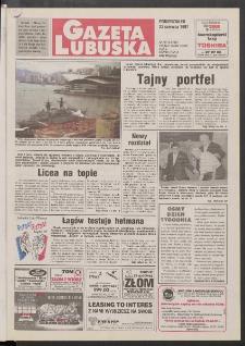 Gazeta Lubuska R. XLV [właśc. XLVI], nr 144 (23 czerwca 1997). - Wyd. 1