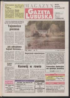 Gazeta Lubuska : magazyn R. XLV [właśc. XLVI], nr 149 (28/29 czerwca 1997). - Wyd. 1