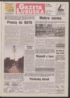 Gazeta Lubuska R. XLV [właśc. XLVI], nr 157 (8 lipca 1997). - Wyd. 1