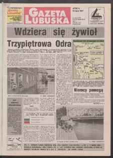 Gazeta Lubuska R. XLV [właśc. XLVI], nr 163 (15 lipca 1997). - Wyd. 1